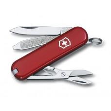 VICTORINOX kapesní nůž CLASSIC SD červený