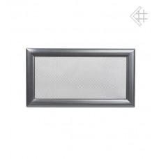 Krbová mřížka 110 X 420 Oskar grafit černá perla