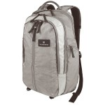 Batoh Victorinox VERTICAL ZIP LAPTOP BACKPACK šedý