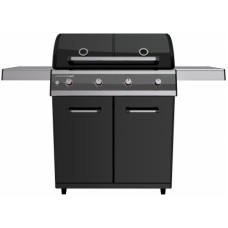Plynový gril Outdoorchef DUALCHEF 415 G
