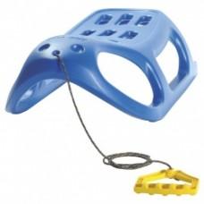 Dětské sáňky LITTLE SEAL modré