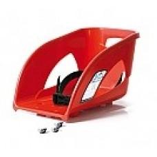 Sedátko na sáňky SEAT1 červené