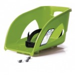 Sedátko na sáňky SEAT1 zelené