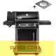 Plynový gril Weber Spirit E-320 Original GBS™ Black (černý)