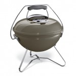 Gril Weber SMOKEY JOE Premium 37cm kouřově šedý smokey grey