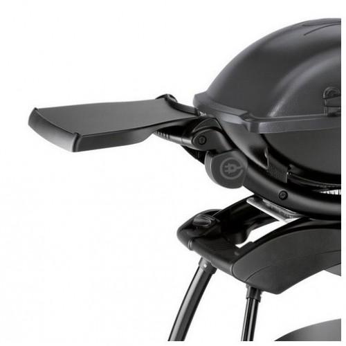 elektrick gril weber q1400 stand dark grey tmavo ed s. Black Bedroom Furniture Sets. Home Design Ideas