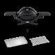 Plynový gril Weber Q1200 černý