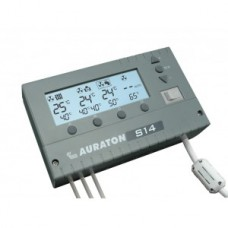 Termostat  AURATON S14 pro ovládání více oběh.čerpadel