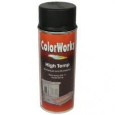 Žáruvzdorná barva Colorworks černá