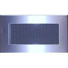 Krbová mřížka 185 x 100 nerez PROBEX