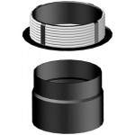 Redukce pro přípojení do keramického komínu 200/180mm