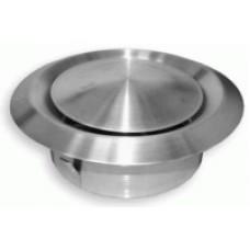 Univerzální talířový ventil DVI160/nerez
