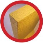Deska do topeniště GRENAMAT z vermikulitu (deska 800x600/25mm)