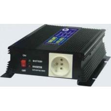 Měnič napětí SP-C 12V/220V  600W, dobíječka, UPS