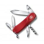 VICTORINOX kapesní nůž EVOLUTION 10 červený