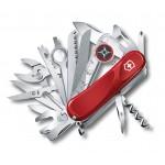 VICTORINOX kapesní nůž EVOLUTION S 54 červený